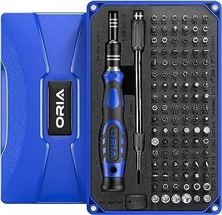 最新版 106 in 1 精密ドライバーセット 特殊ドライバー ドライバーセット 修理ツール パソコン カメラ修理 スマホ修理 プロ用 修理分解工具 コンパクト 携帯便利 ブルー