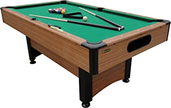 coin slot pool table