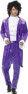 Smiffys Men's 80s Musician Costume
