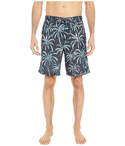 Tommy Bahama Baja Palm Shady Swim Trunks (Ash Grey) Men