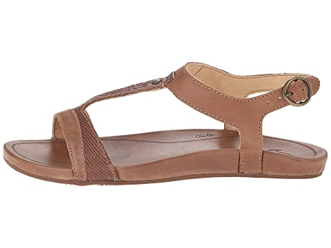 Cheapest OluKai Hi'ona Sandal Tan/Tan For Sale Online Cost HmxVReSL