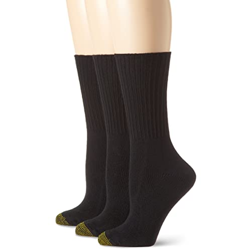 c0a3bc01bd0 Gold Toe Women s Plus-Size Bermuda Socks (Pack of ...