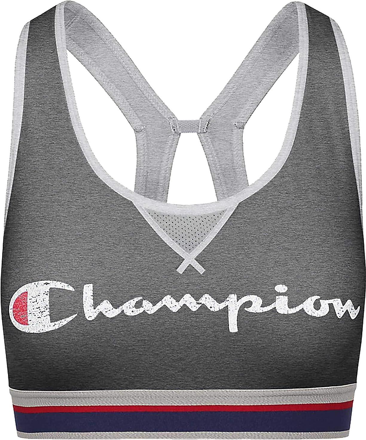 メッセージ怠けたペインギリック[チャンピオン] レディース ブラジャー Champion Women's The Authentic Sports Br [並行輸入品]