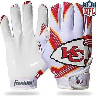 Best kansas city chiefs receiver gloves Reviews