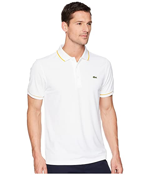 Polo Piped Technical Tennis Piqué Lacoste aZIwq