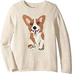 Corgi Sweater (Toddler/Little Kids/Big Kids)