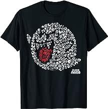 Nintendo Super Mario Iconic Boo Portrait Graphic T-Shirt