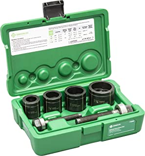 Greenlee 735BB Knockout Punch Driver Kit