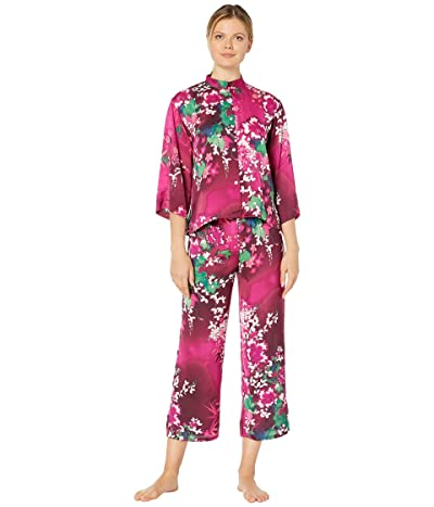 N by Natori Ivy Blossom PJ (Wildberry) Women