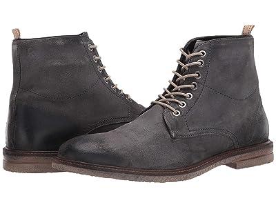 Roan Drell (Dark Grey Waxy Vell Rust) Men