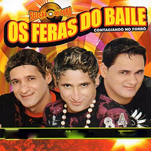 cd as feras do baile