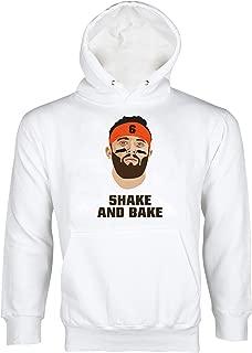 Hoodie Browns Sweatshirt Hoodies Shake and Bake