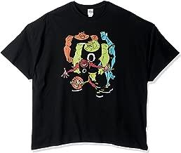 Warner Brothers Men's Team Alien Space Jam T-Shirt