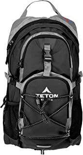 TETON Sports Hydration Oasis 1100 Pack; Free 2-Liter Bladder; For Backpacking Hiking Running Cycling Climbing;
