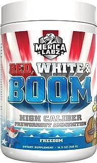 Merica Labz Red, White & Boom | 20 Servings - Freedom