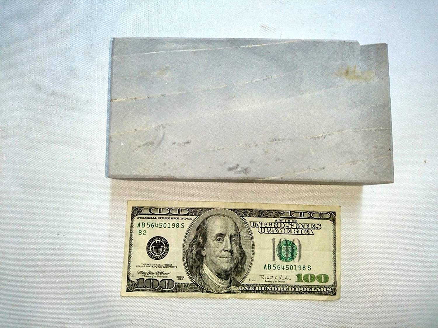 Natural Sharpening Stone From CRETE island Extra Big [FOR PROFESSIONAL USE]