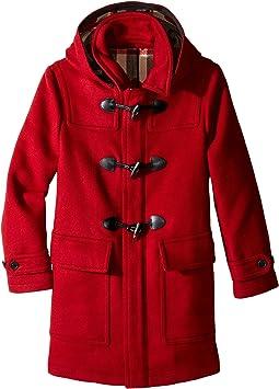 Burberry Kids Mini Burwood Coat (Little Kids/Big Kids)