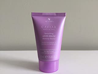 ALTERNA HAIRCARE CAVIAR Anti-Aging Smoothing Anti-Frizz Blowout Butter, Travel Size.85 oz
