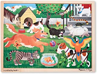 melissa and doug pets puzzle