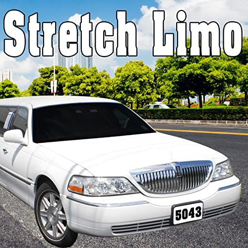 Stretch Limo Starts, Accelerates Normally to Slow Speed, Slows to a