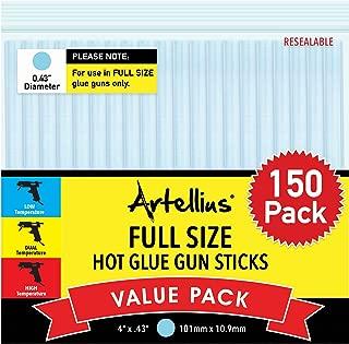 Full Size Hot Glue Gun Sticks (Huge Bulk Pack of 150) 4