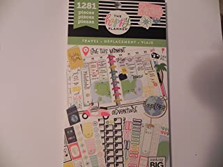 Best happy planner travel stickers Reviews