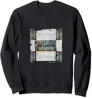 5 Pointz Graffiti Photograph New York City Queens NYC Sweatshirt