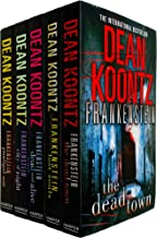 Frankenstein Series 5 Books Collection Set by Dean Koontz (Prodigal Son, City of Night, Dead and Alive, Lost Souls & The D...