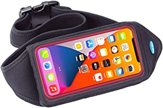 Tune Belt Running Waist Pack for iPhone 11, 11 Pro Max, Xr, Xs Max, iPhone 7/8 Plus, Samsung Galaxy S10+ S9+ S8+, Note 10+...