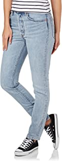 Levi's Womens 501 Skinny Jeans in lovefool.