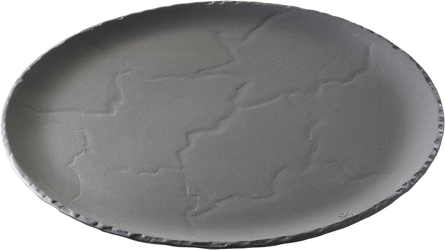 Revol USA LLC 641010 BA1032 Pizza Pan 12 5 Matt Slate Style