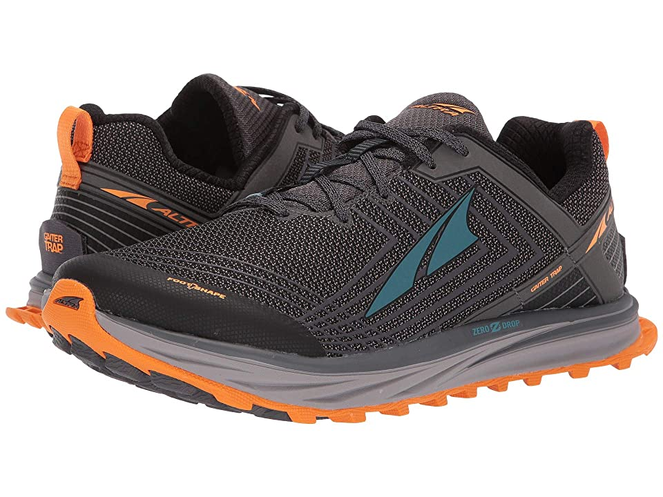 Image of Altra Footwear Timp 1.5 (Gray/Orange) Men's Running Shoes