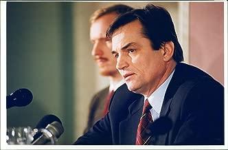 Vintage photo of Bosnian Politician Haris Silajdzic