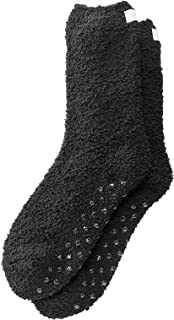 Women's Super Soft Cozy Fluffy Warm Lounge Sock with Grippers