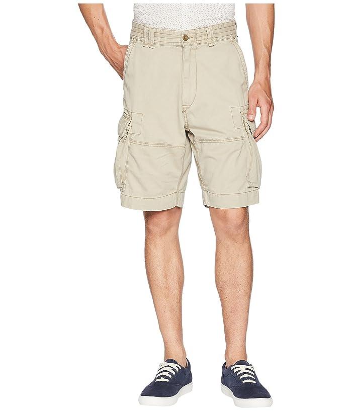 Polo Ralph Lauren Classic Fit Gellar Cargo Shorts (Hudson Tan) Men