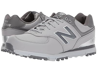 New Balance Golf NBG574 SL (Grey/Silver) Men