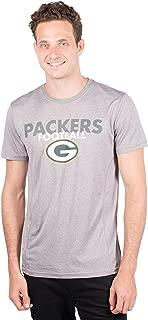 Ultra Game NFL Men's Active Tee Shirt
