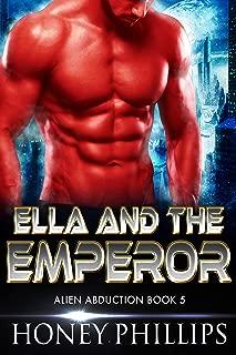 Ella and the Emperor: A SciFi Alien Romance (Alien Abduction Book 5)
