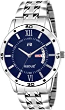 Redux Blue Dial Day and Date Functioning Men's Watch RWS0235S