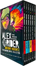 Alex Rider The Graphic Novel Collection 6 Books Box Set by Anthony Horowitz (Stormbreaker, Point Blanc, Skeleton Key, Eagl...