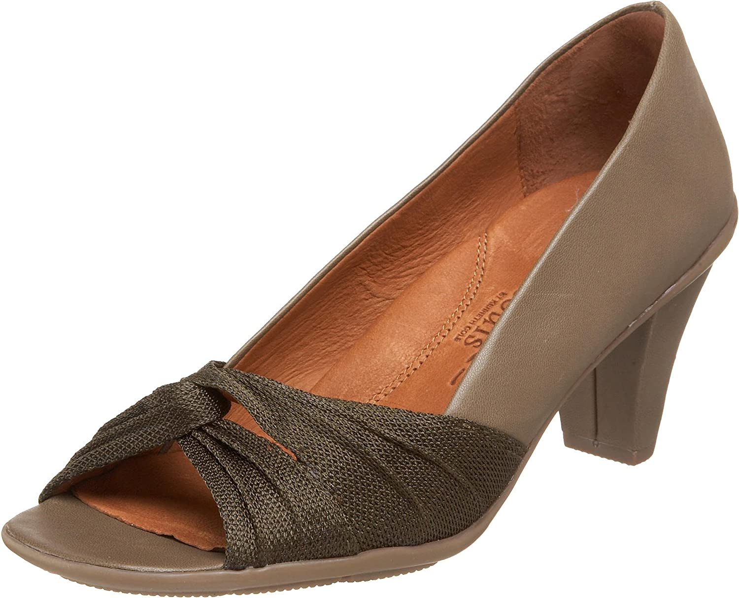 Gentle Souls by Kenneth Cole Pump Women's Limited OFFicial site time cheap sale P Osaka Open-Toe