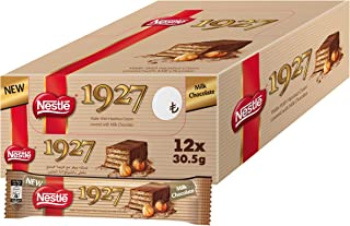 NESTLE 1927 Wafer covered in milk chocolate 30.5g x 12