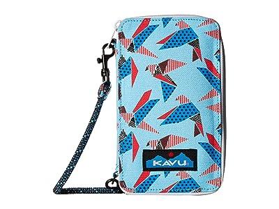 KAVU Go Time (Paper Flock) Bags