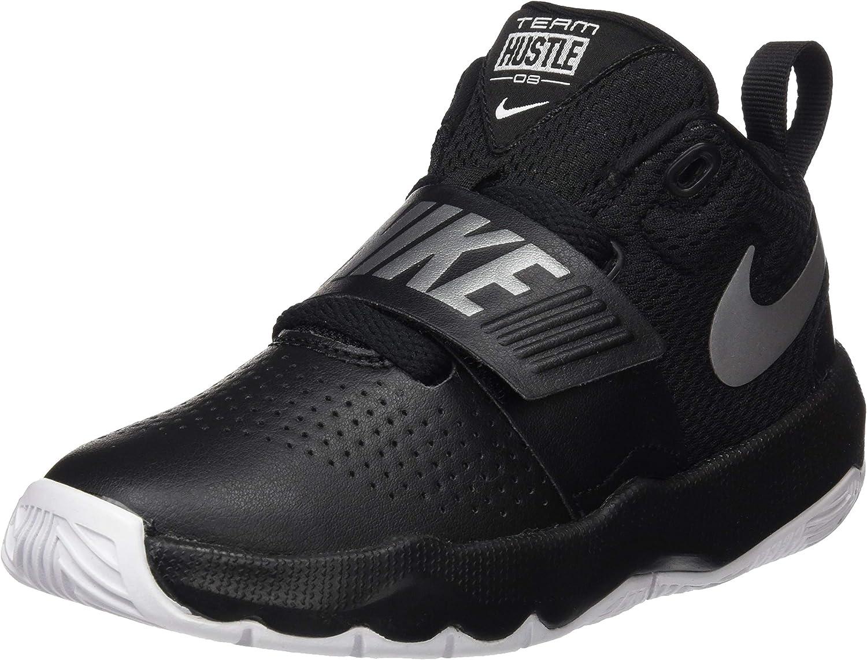Nike Boys Team Hustle D 8 (Ps) Basketball shoes