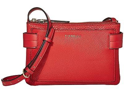 Fiorelli Brie Crossbody (Ruby) Cross Body Handbags