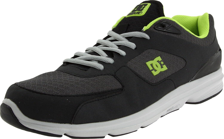 DC - Herren-Boost-M Low Schuh, EUR: 44, Black/Dk Shadow B004YVEZIY  | Genialität