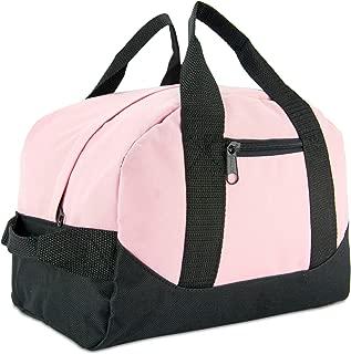 mini duffle bag pink