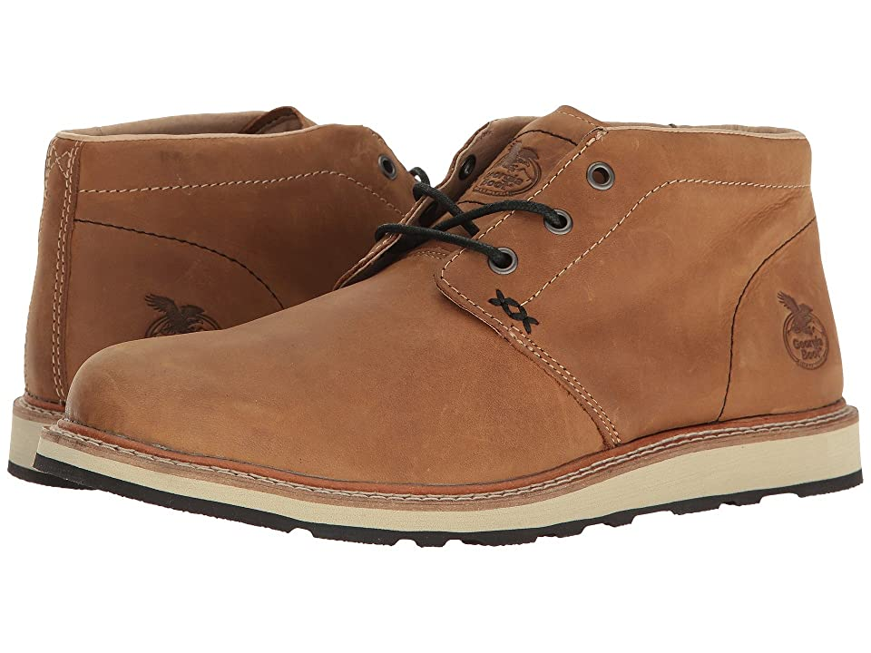 Georgia Boot Small Batch Chukka (Brown) Men