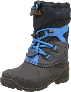 Jack Wolfskin Kids' Iceland Passage HIGH Snow Boot