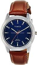 Timex Analog Blue Dial Men's Watch-TW00ZR262E